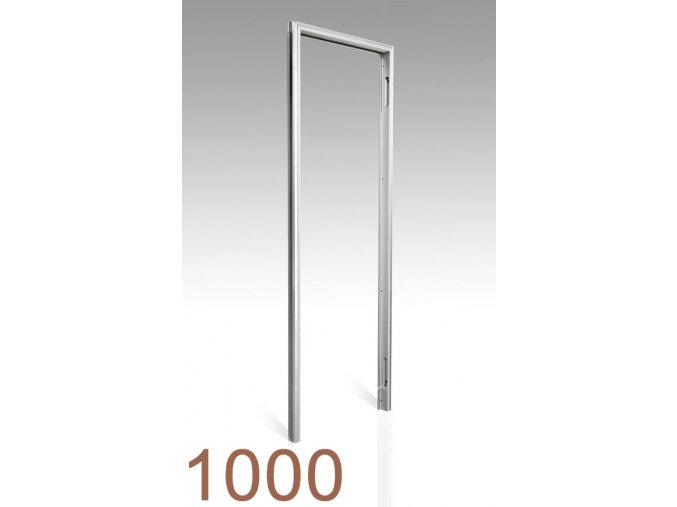 1000 mm - Skrytá zárubeň EMOTIVE 47/15