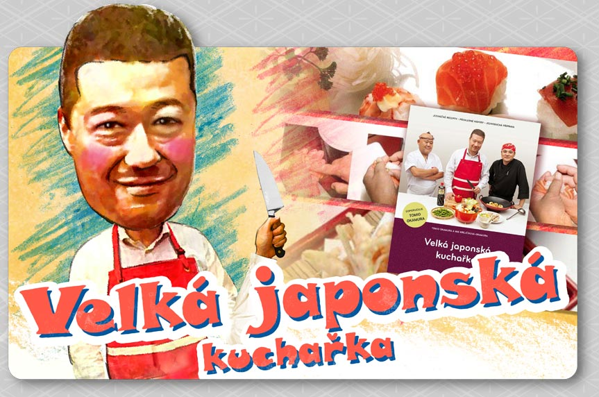 Japonská kuchařka