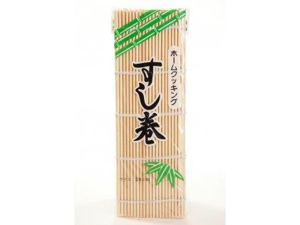 Marufuji Makisu 24 x 24 cm - bambusová podložka na sushi