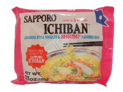 Sapporo Ichiban Shrimp Ramen 100g