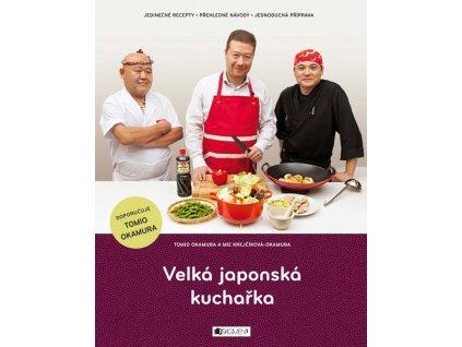 Velká japonská kuchařka