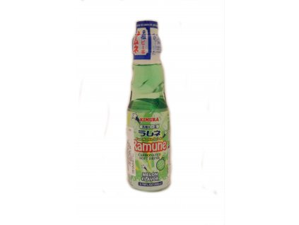 Kimura Melon Ramune 200 ml