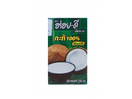 AROY-D 100% Coconut milk 250ml