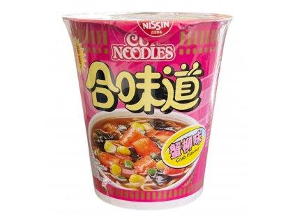 Nissin Crab Cup Noodle 75g