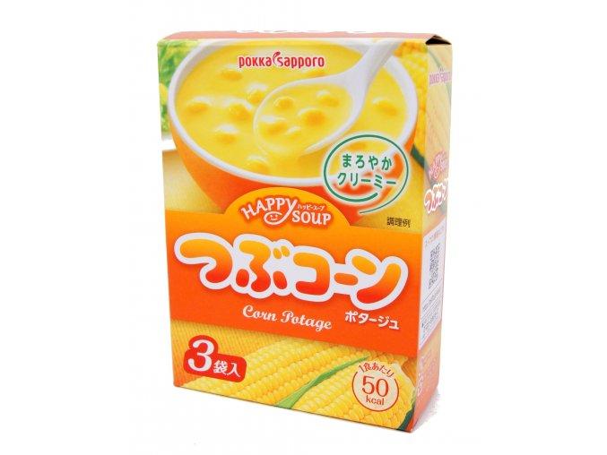 Pokka Sapporo Corn Happy soup 3p