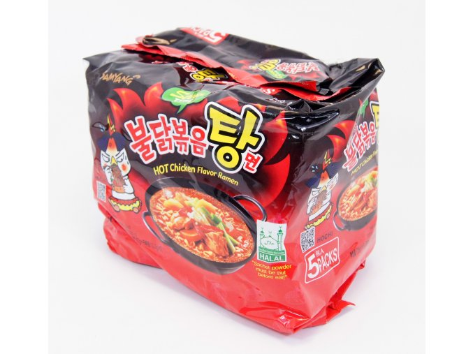 SamYang Hot Chicken Stew type 5p