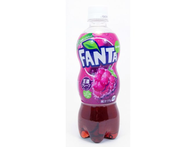Fanta Grape 500ml