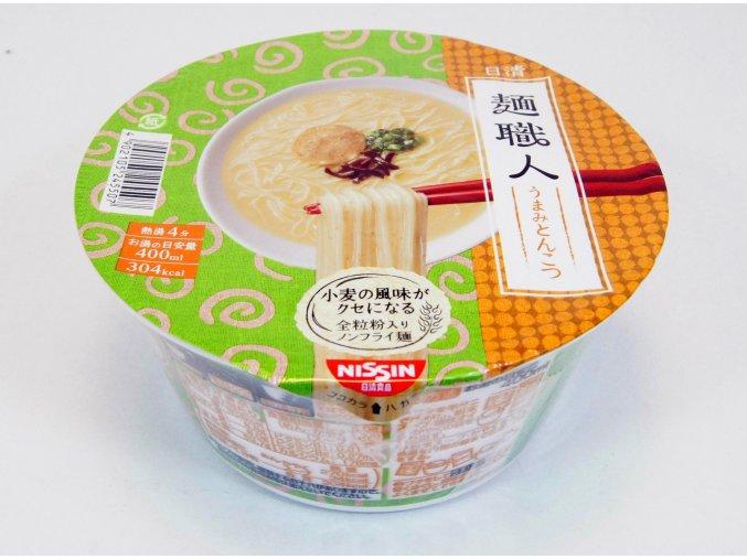 Nissin Men Shokunin Tonkotsu Cup
