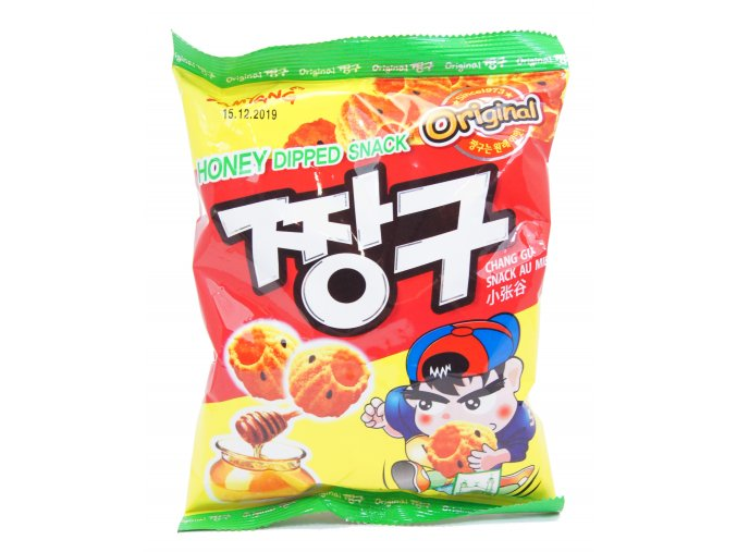 SamYang Honey Dipped Snack 115g