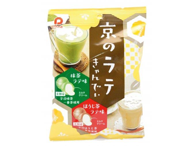 Pine Bonbons Matcha latte & Hojicha latte 70g
