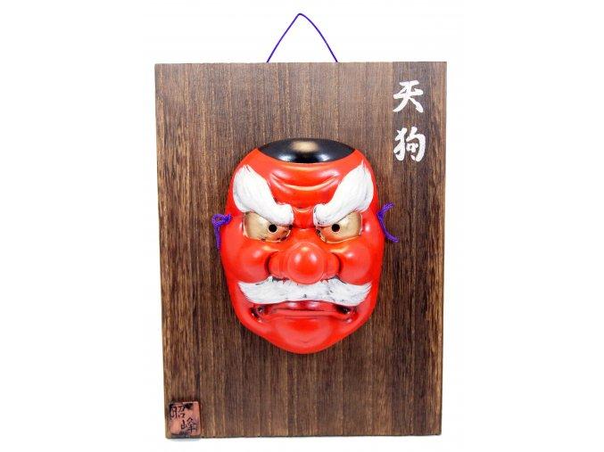Maska Červená