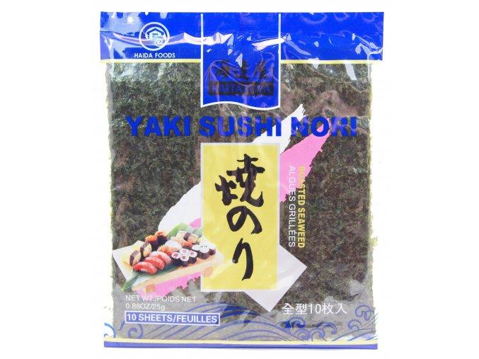 Kaitatuya Yaki Sushi Nori Blue
