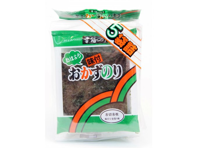 Kofuku Nori Seasoned seaweed 5p