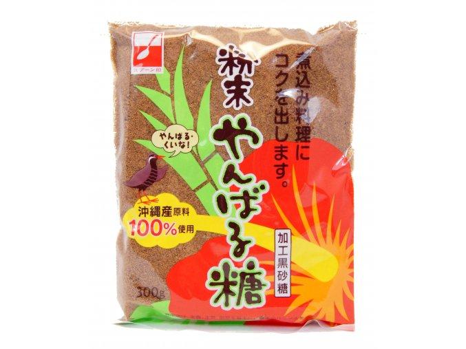 Spoon Jirushi Yanbaru Kurozato Melasa 300g