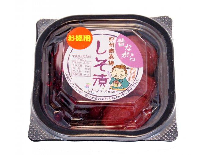 Sekimoto Kishu Nankobai Shiso Tsuke 120g