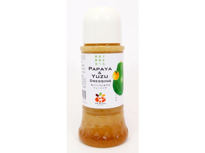 Grazie Mille Papaya & Yuzu Dressing 300ml