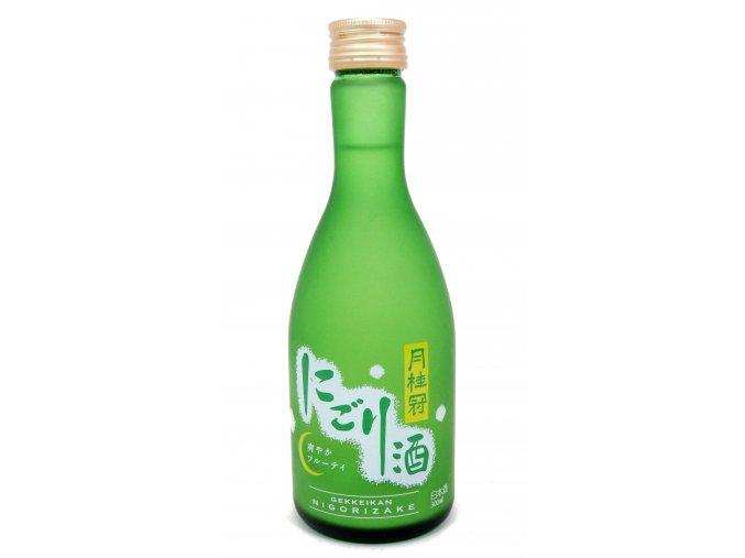 Gekkeikan Nigori Sake 300ml