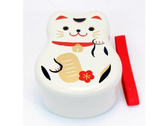 Hakoya Box kočka bílá ( 50820 )