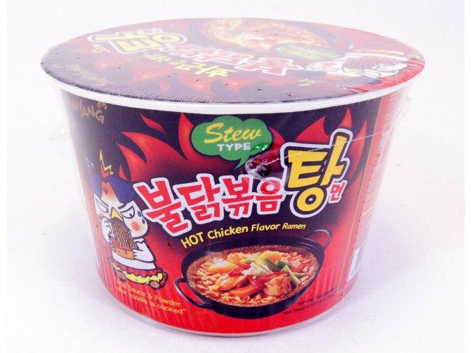 SamYang Big Bowl Hot Chicken Stew Type - prošlé datum minimální trvanlivosti