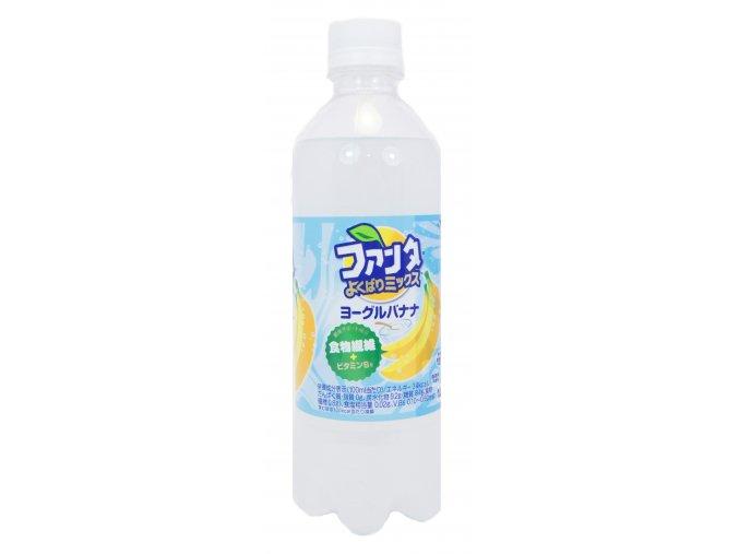 Fanta Banana Yoghurt 500 ml