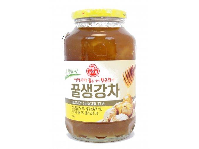 Ottogi Honey Ginger Tea 1kg