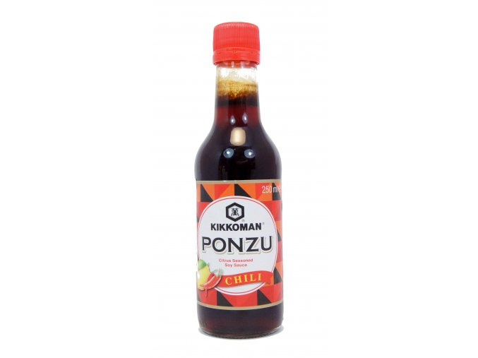 Kikkoman Ponzu Chilli 250ml