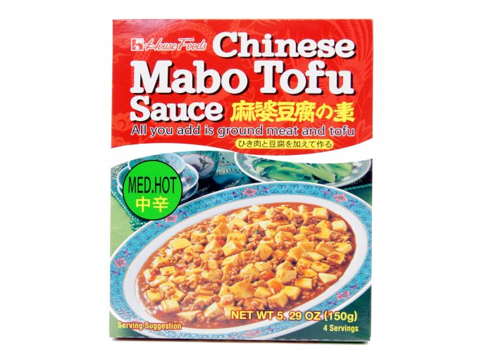 House Mabo Tofu Sauce Medium Hot 150g