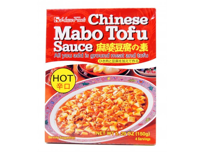 House Mabo Tofu Sauce Hot 150g