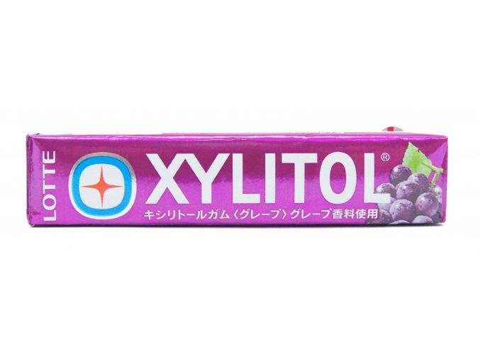 Lotte Xylitol Grape 14p