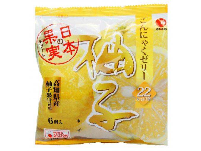 Konjac Jelly Yuzu