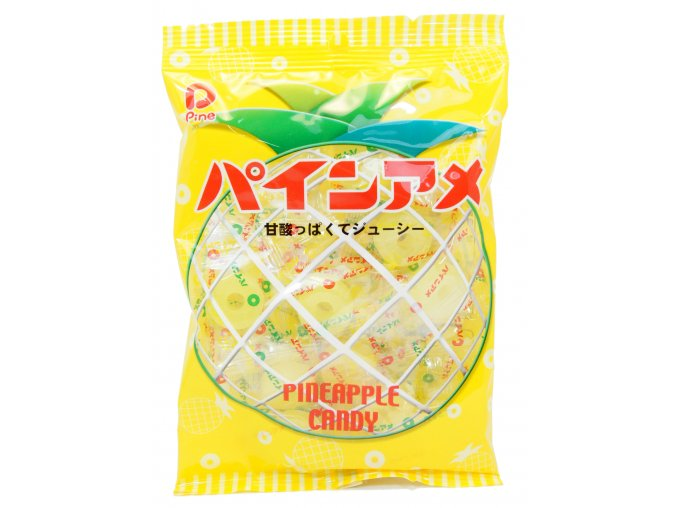 Pine Pineapple Candy 120g