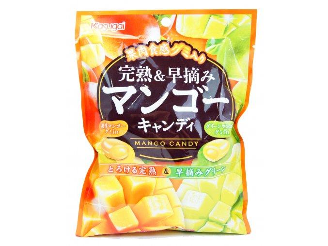 Kasugai Mango Hard Candy 84g