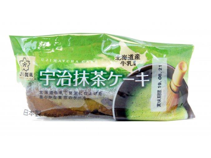 Sakura mini Matcha Cake 88g