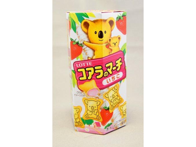 Lotte Koala No March Ichigo - prošlé datum minimální trvanlivosti