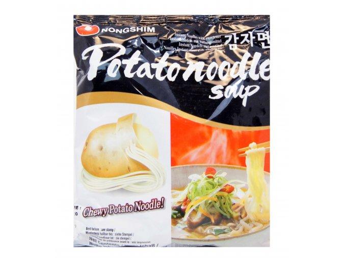 Nong Shim Potato Noodle Soup 1p