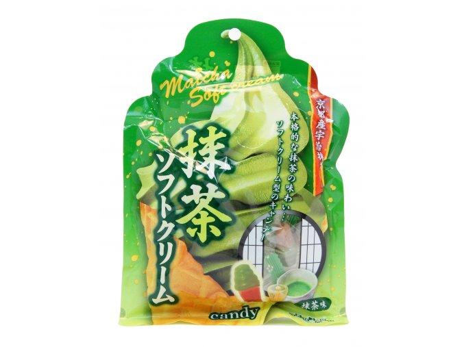 Senjaku Candy Soft Matcha Cream
