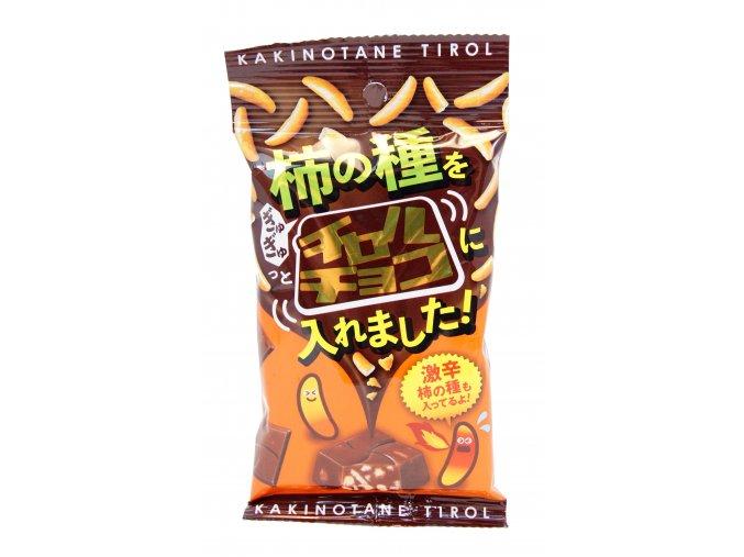 Tirol Kaki no Tane spicy