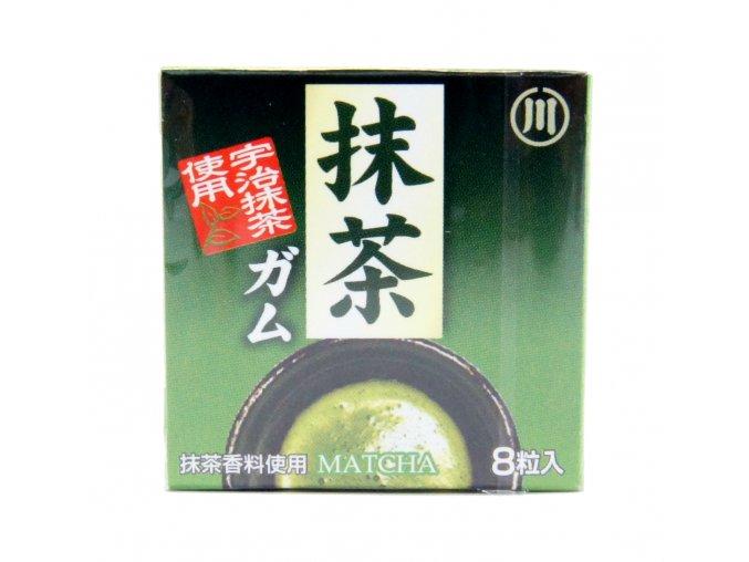 Matcha Gum 8p