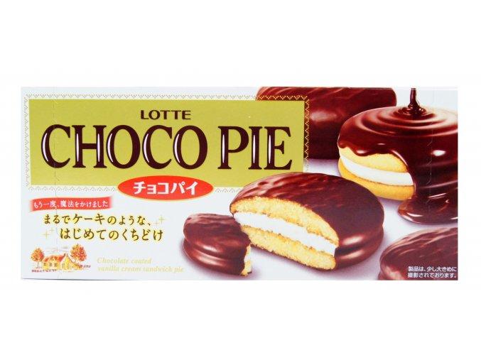 Lotte Choco Pie 6p