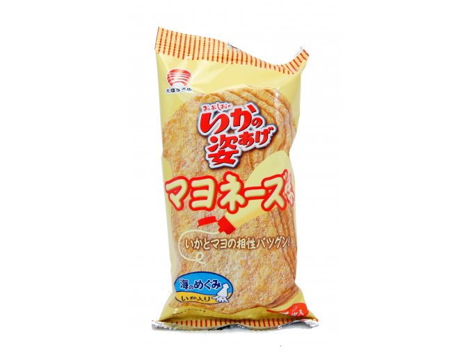 Goshoku Ika no Mayonnaise 5p