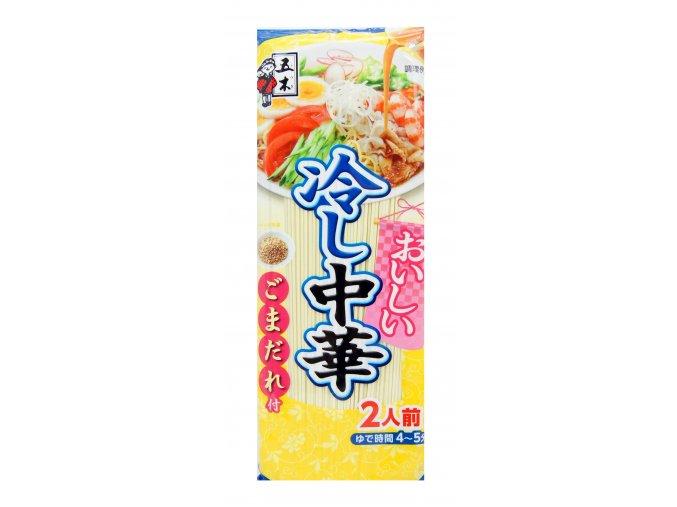 Itsuki Sesame Hiyashi Ramen 2p