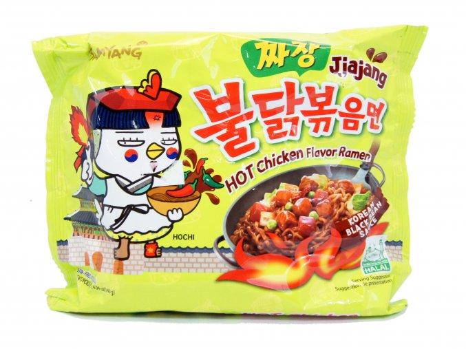 SamYang Jjajang Hot Chicken 1p