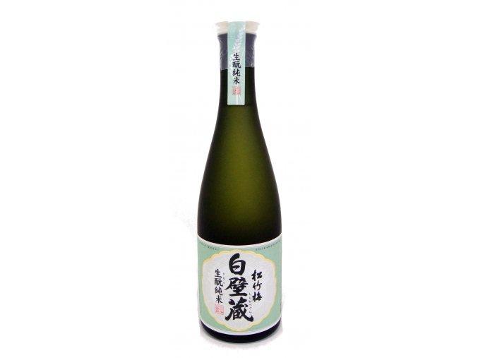 Shirakabe Gura Kimoto Junmai 640ml