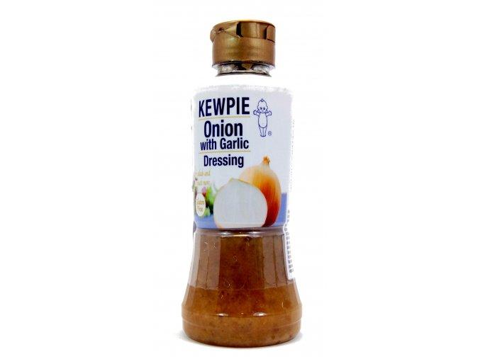 QP Onion Garlic Dressing 223ml