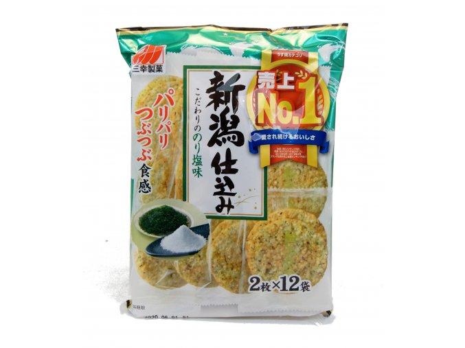 Sanko Seika Salt and Nori 99,6g