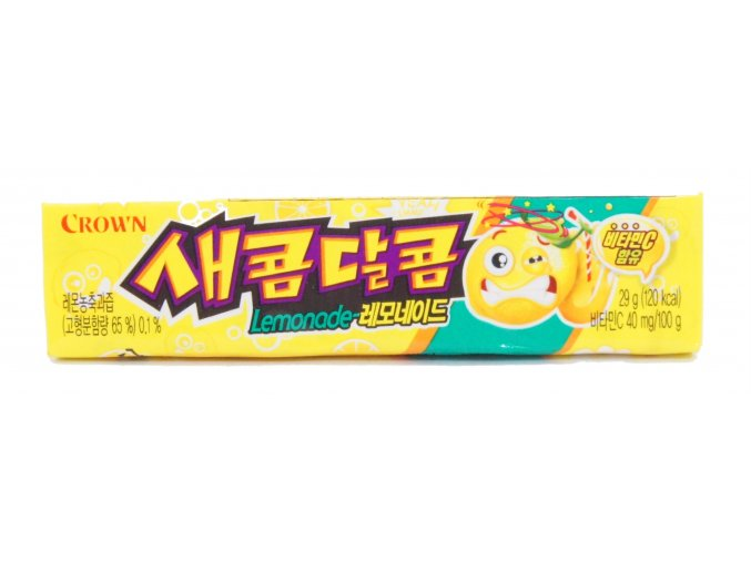 Crown Lemonade Gum 29g