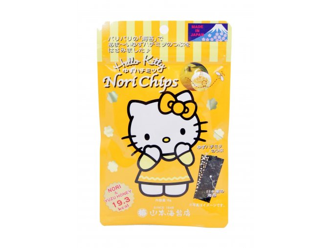 Yamamoto Nori Chips Yuzu 6g
