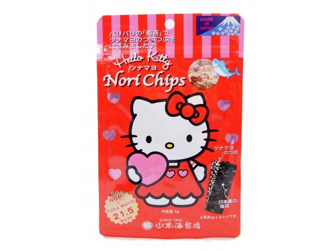 Yamamoto Nori Chips Tuna&Mayo 6g