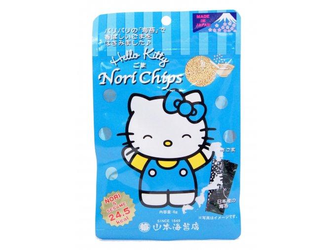 Yamamoto Nori Chips Sesame 6g