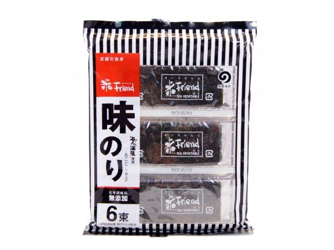 Marutoku Seasoned Seawed  12p